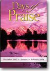 Days of Praise link