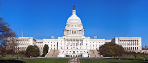 U.S. Capitol Building Full View, by Noclip - Own work. Public Domain- click for website